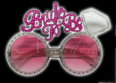 HEN PARTY Bride to be Glasses