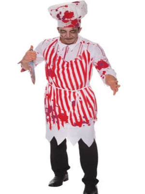 Butcher Bloody costume