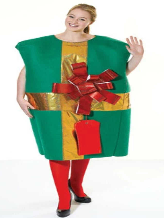 Christmas Gift Box Costume