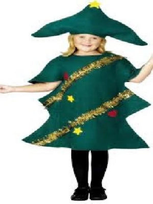 Christmas Tree Children's Costume