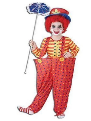 Clown Hoop Children's costume