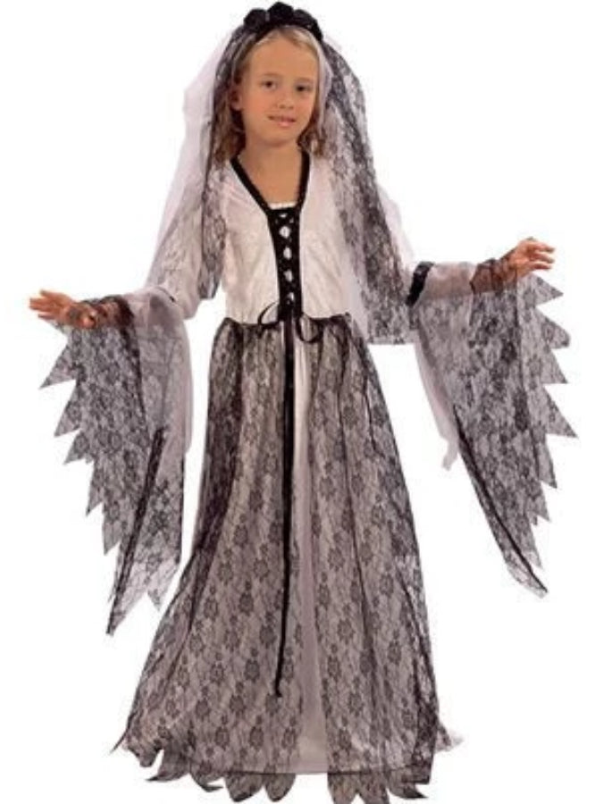 CORPSE BRIDE CHILDS COSTUME
