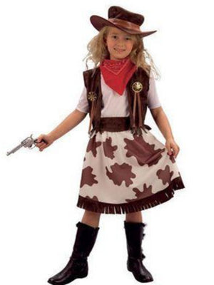 Cowgirl Children's costumes