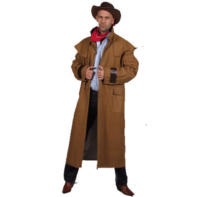 Cowboy  Coat Costume Hire