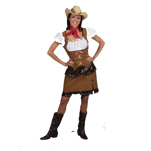 Cowgirl Costume Hire
