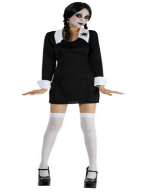 Creepy School girl Costume