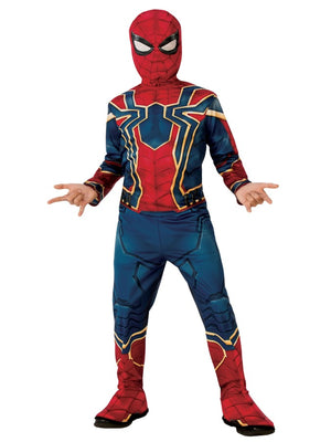 Iron Spider Kids Costume