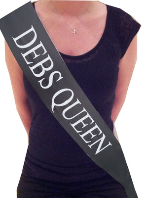 Design your own sash (plain font)