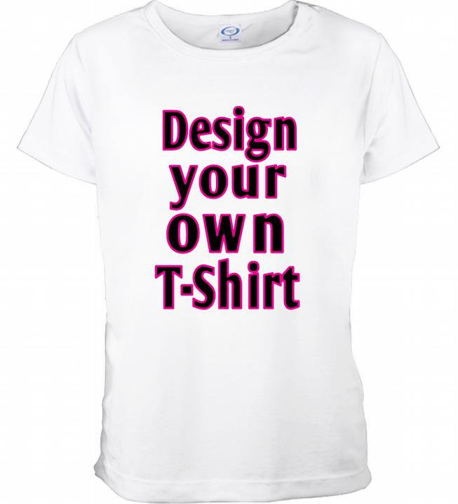 Design Your Own T Shirt With Picture   Design Your Own T Shirt Athlone Jokeshop And Costume Hire