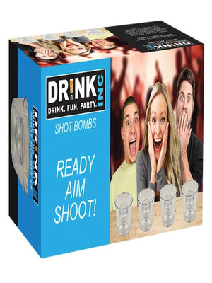 Drink Shot Bomb Set of 4
