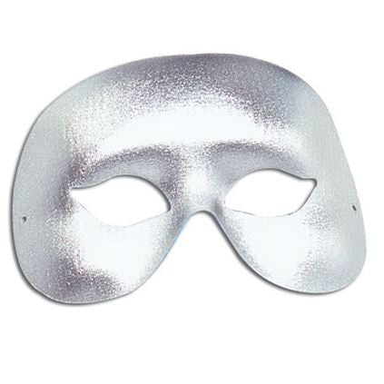 em617 cocktail masquerade mask Silver