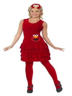 Elmo Dress Costume
