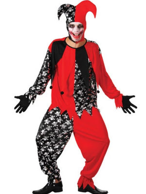 Evil Jester Male costume