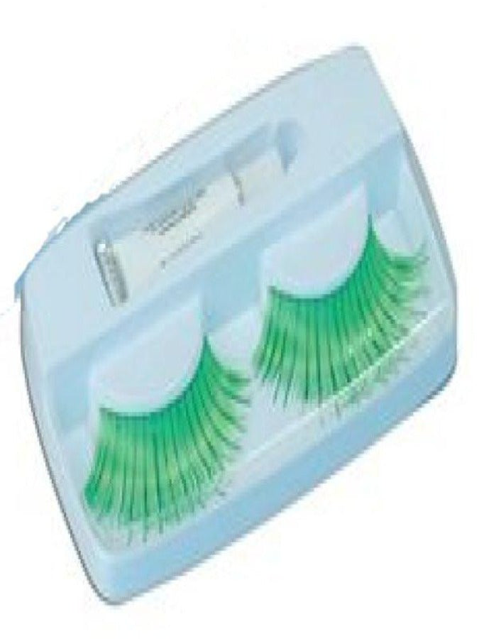 Eyelashes Green