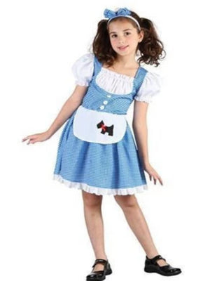 Fairy Tale Girl Dorothy Children's costumes