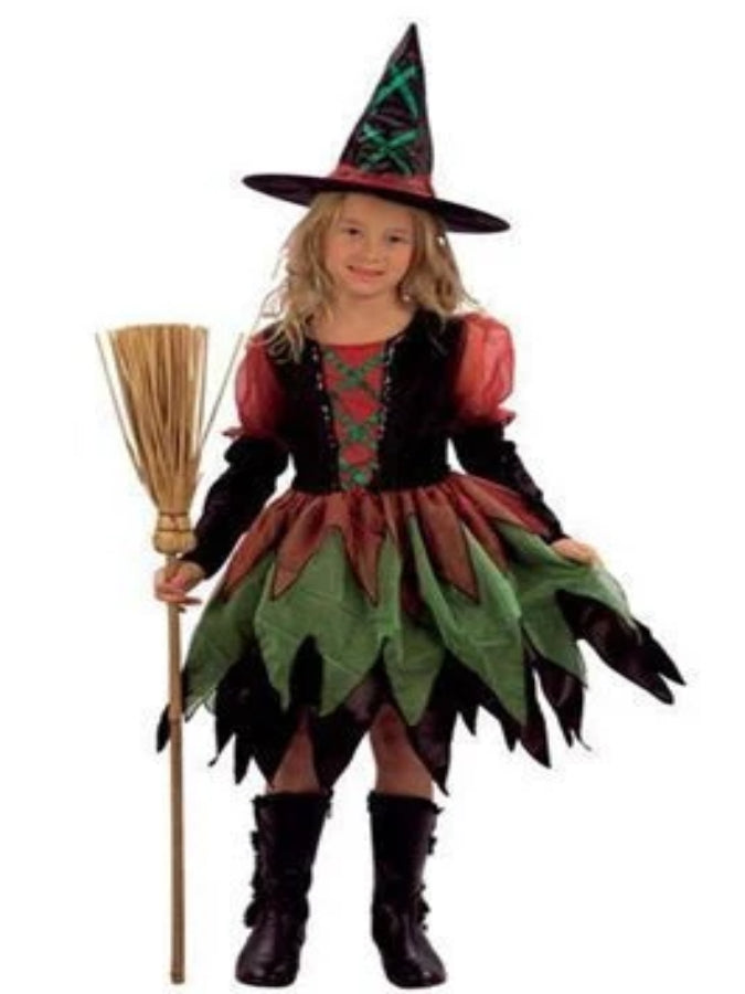 Fairy Witch And Tu Tu Children's costumes