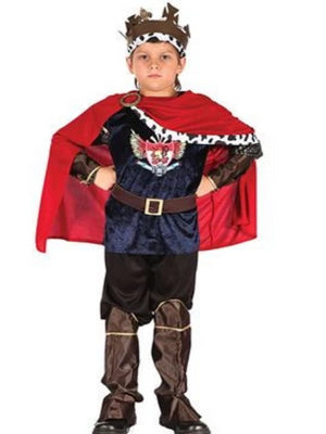 Fantasy King Costume, Children's costume