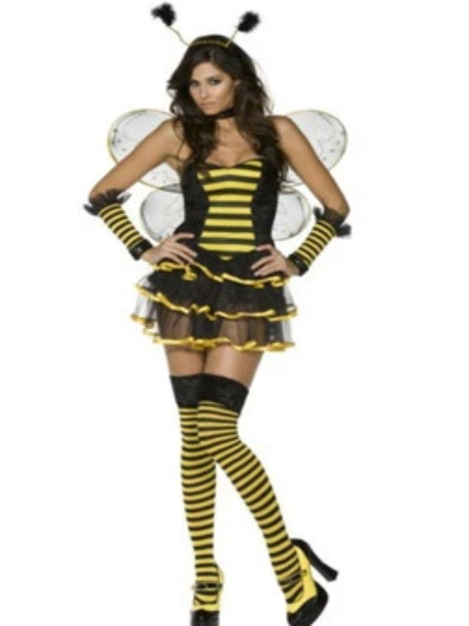Fever Lady Bee Costume