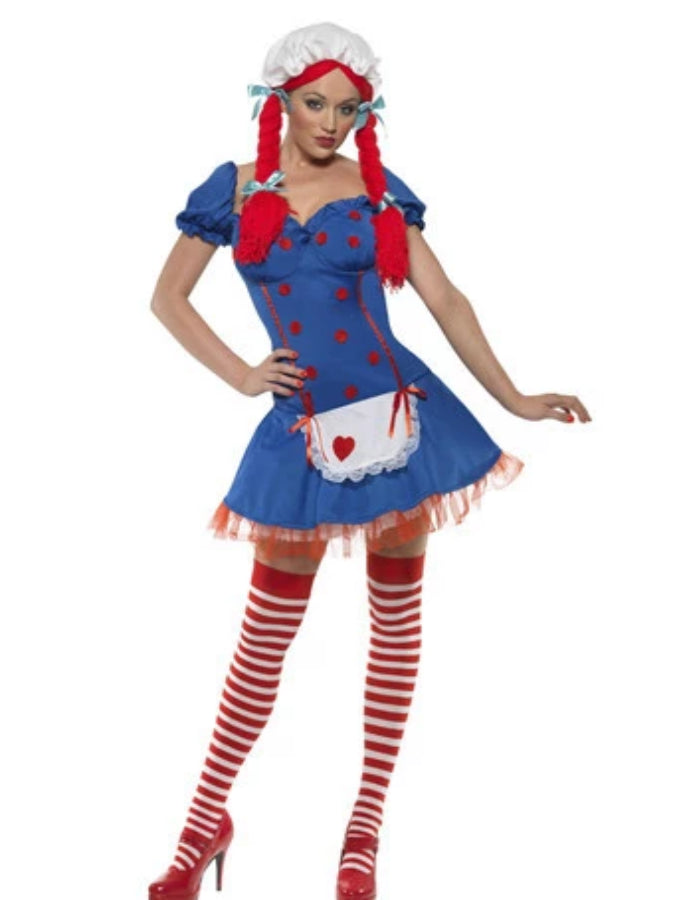 Fever Rag Doll Costume