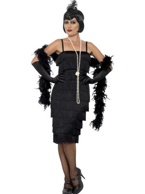 Flapper Costume Longer Length