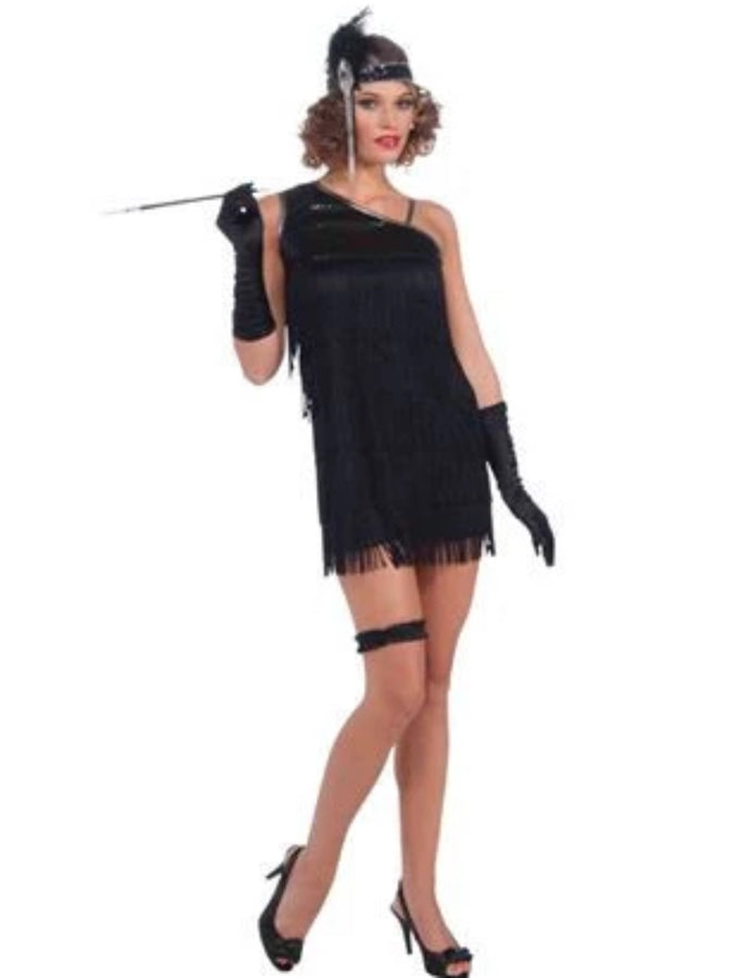 Flapper Dress Diamond Costume