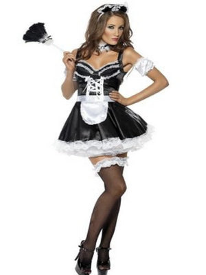 Flirty French Maid Costume