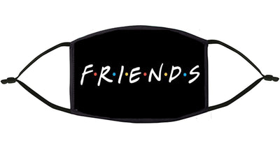 Friends Design Re-Usable Face Mask