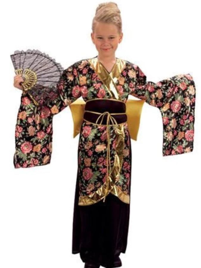 Geisha Girl children's costume