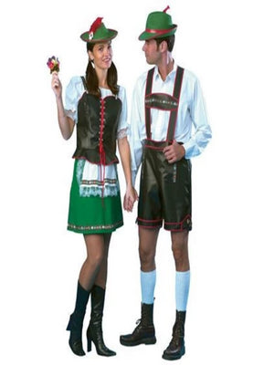 German Maid Costume