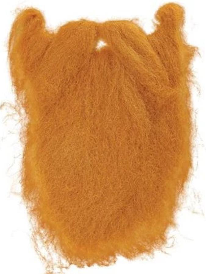 Ginger Character Beard Large