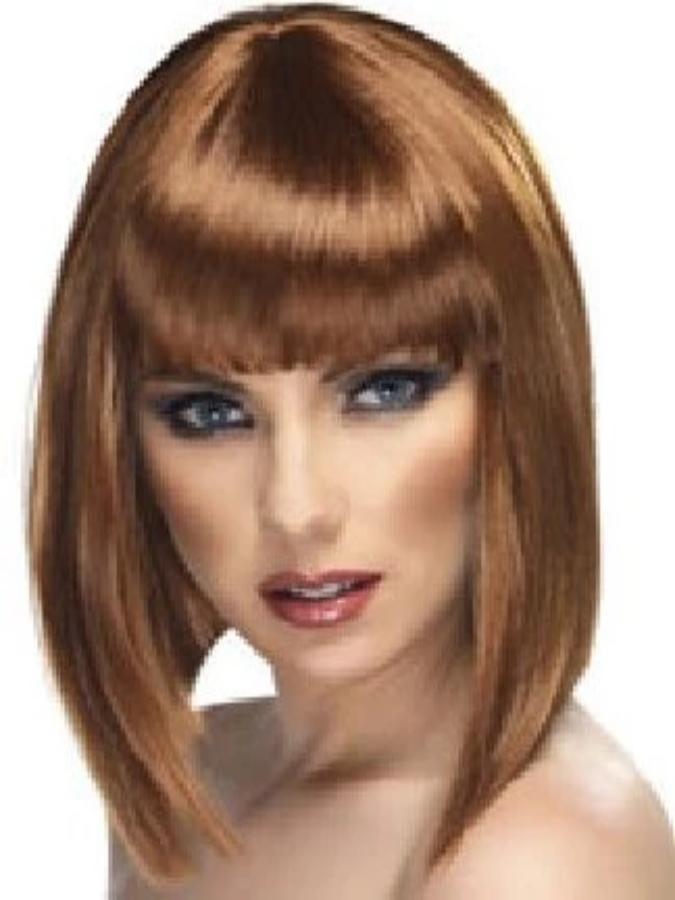 Glam Wig Brown