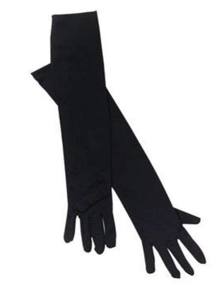 Gloves Black Opera