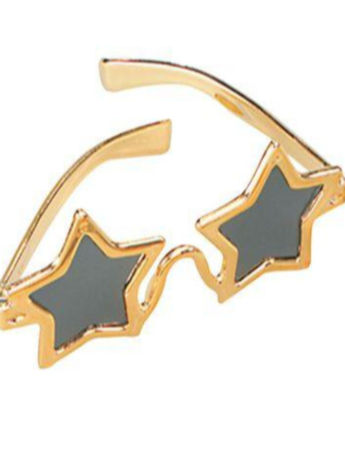 Gold Star Sunglasses
