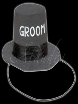 Stag party Groom Mini Top Hat
