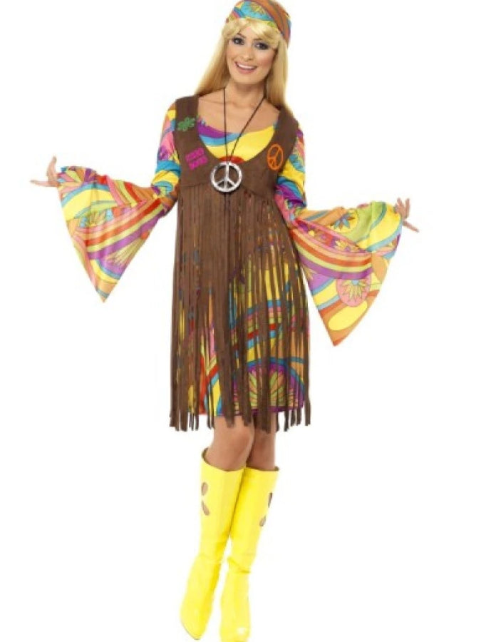 Groovy Lady costume