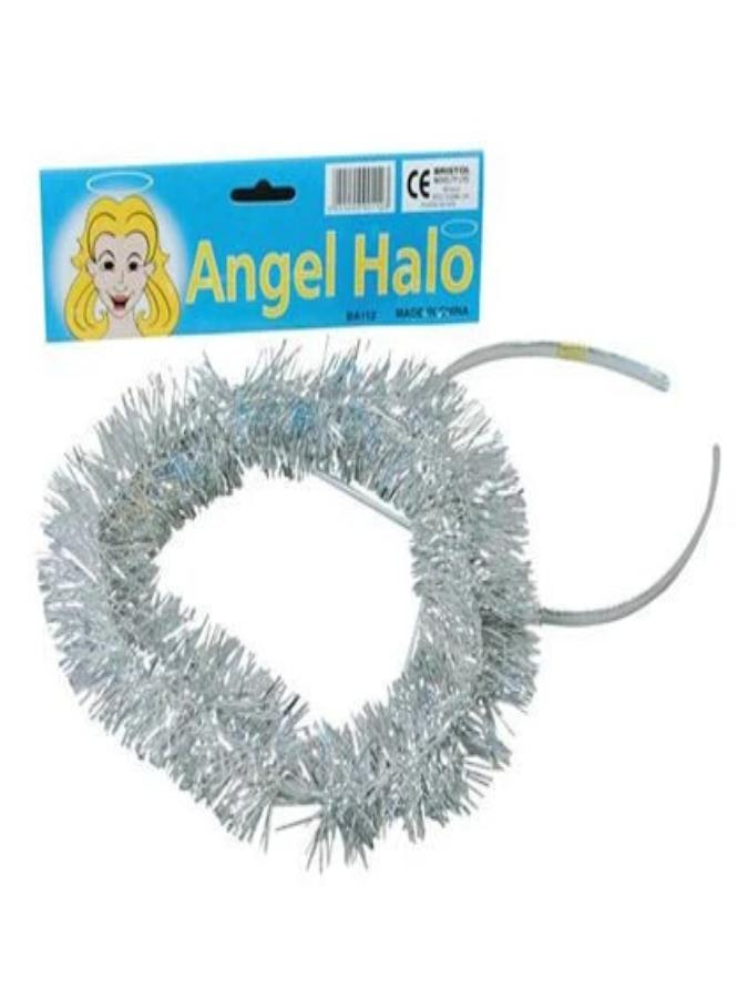 Halo - Silver Tinsel