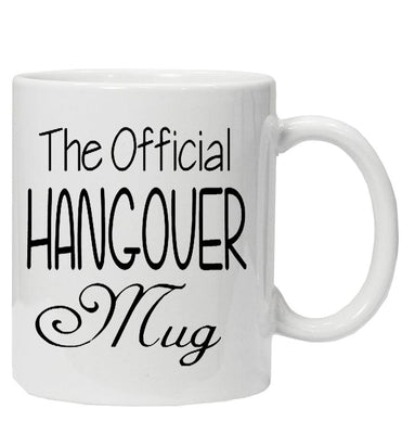 The Official HANGOVER Mug