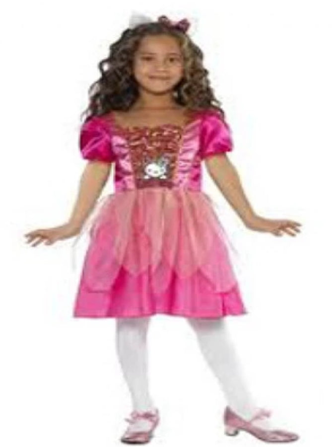 Hello kitty, Wildly cutie kitty princess Children's costume