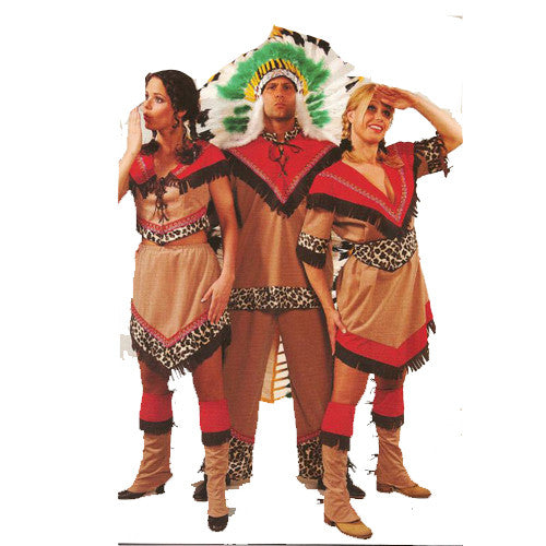 Indians Costume Hire  sc 1 st  JokeShop.ie & Indians Costume Hire | Athlone Jokeshop and Costume Hire