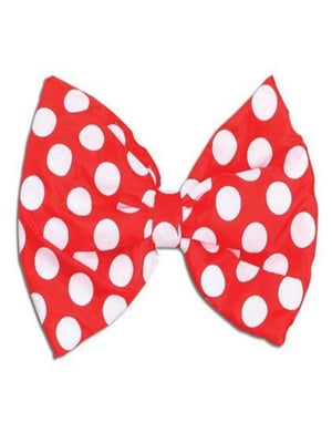 Jumbo Spotted Bow Tie Assorted Colours