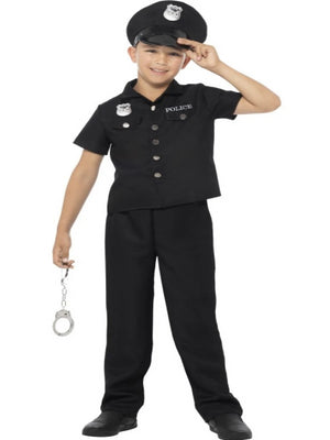 kids New York Cop Costume