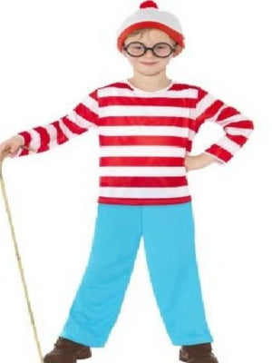 Where's Wally Children's costume
