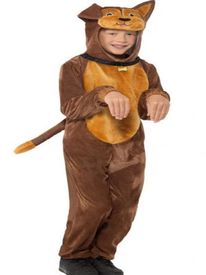 Childrens dog costume