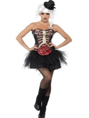 Ladies Grotesque Burlesque Corset