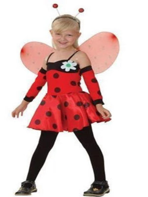 Lady Bug Bee Children's costume