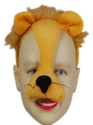 Lion With Sound Mask