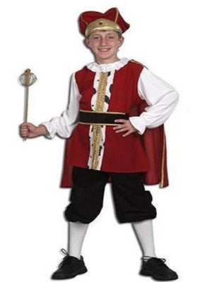 Medieval King Children's costume