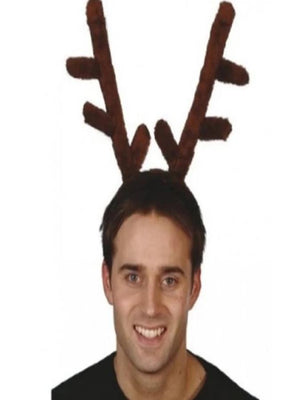 MENS STAG NIGHT HORNS