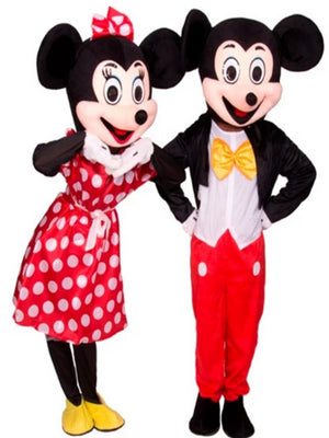 micky and Minnie look a like Costumes