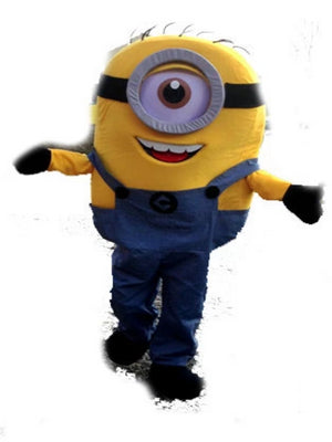 Minion look a like  Mascot Costume Hire